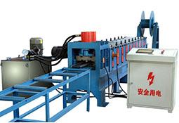 KW型系列矿用钢带成型机